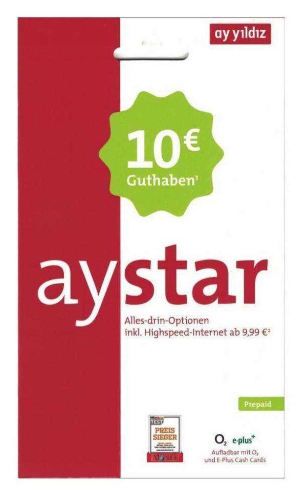 ay-yildiz-prepaid-aktiv-anonyme-sim-karte-10€-guthaben-registriert-aktiviert
